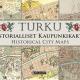 Turku - Historialliset kaupunkikartat kirjan kansikuva